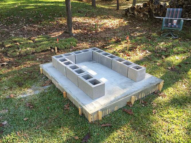 How To Build a Brick Oven (4)