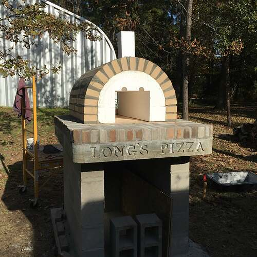 How To Build a Brick Oven (20)