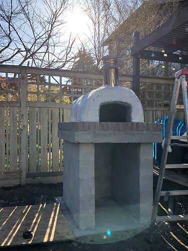 Wood Fired Bread Oven (46)