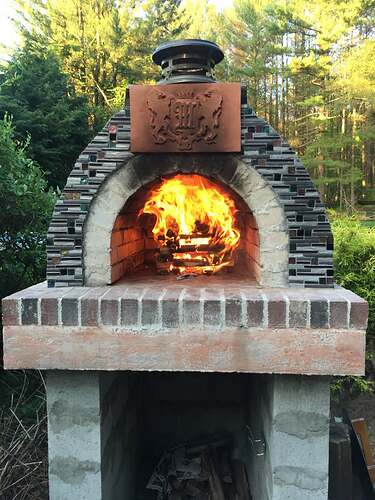 Pizza Oven Italy