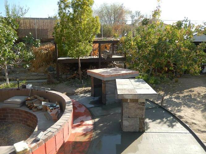 Build Your Own Brick Pizza Oven (16)