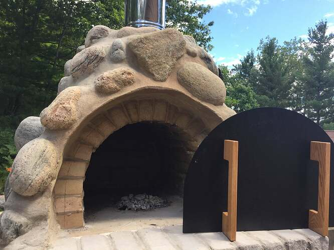 Outdoor Stone Oven (3)