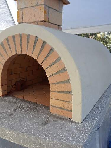 Building A Pizza Oven (178)