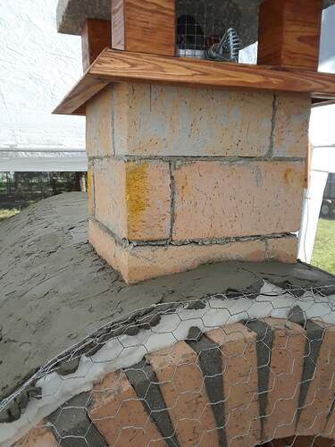 Building A Pizza Oven (162)