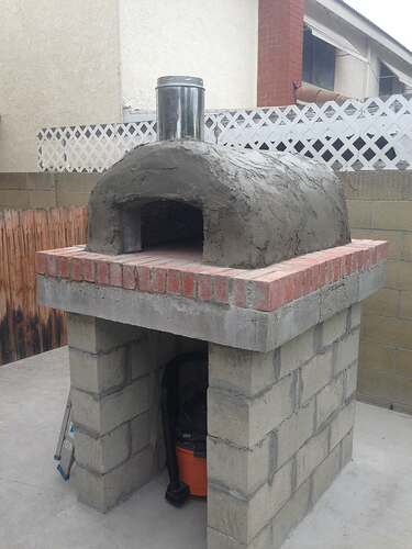 Outdoor Grill With Oven (27)