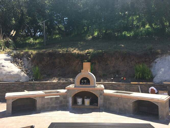 Pizza Oven Over Fireplace (11)