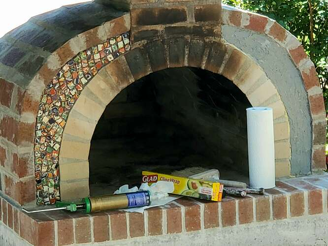 Home Wood Fired Pizza Oven (24)