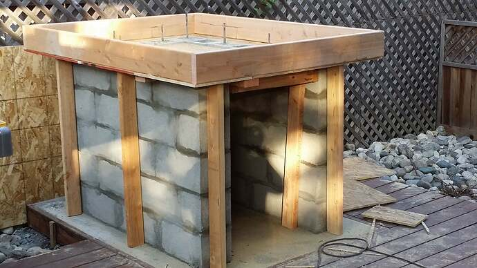 Make Pizza Oven At Home (4)