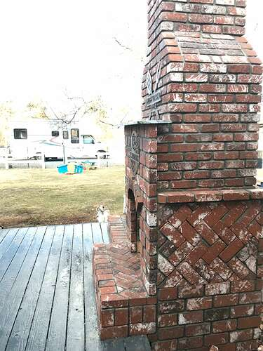 Pizza Oven Fireplace Combo (3)
