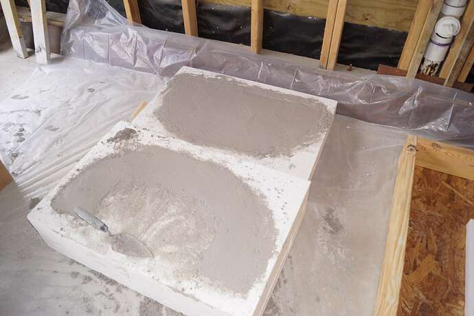 Refractory Cement Pizza Oven (46)