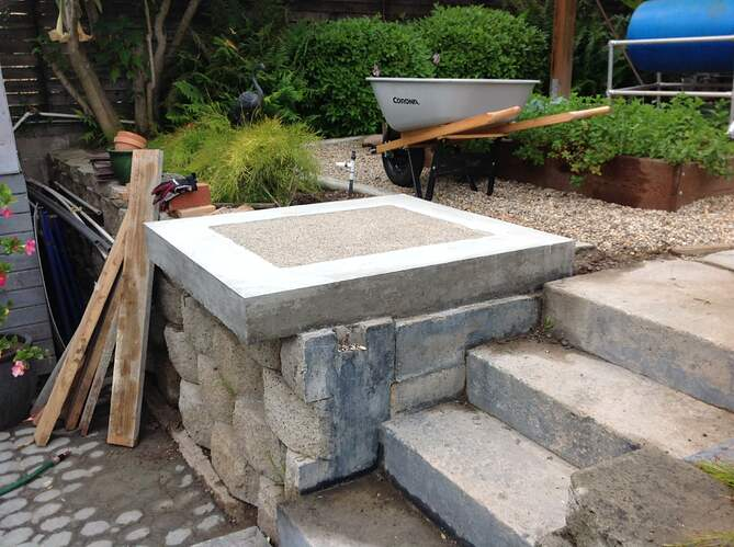 Outdoor Wood Fired Oven (1)