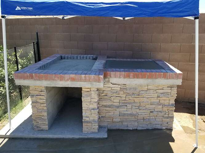 How to Build an Outdoor Pizza Oven Step by Step (11)