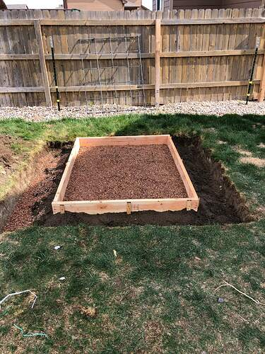 Building An Outdoor Wood Fired Oven (4)