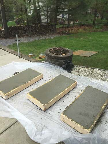 Building a Wood Fired Pizza Oven (3)