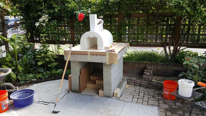 Wood Pizza Oven (14)