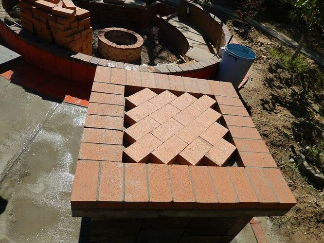 Build Your Own Brick Pizza Oven (13)