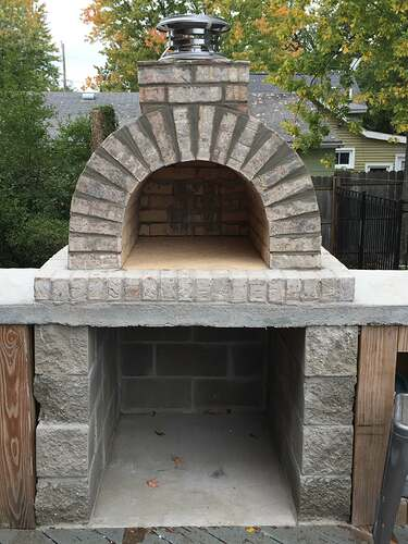 How To Build A Brick Pizza Oven Outdoor