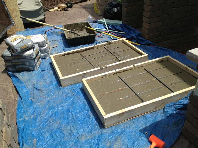 How To Build An Outdoor Brick Oven (25)