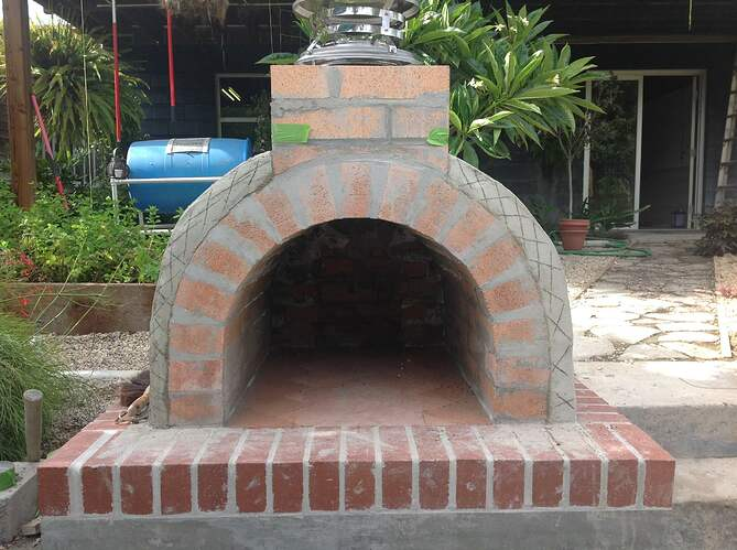 Outdoor Wood Fired Oven (35)