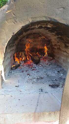 DIY Wood Fired Oven (28)