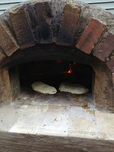 How To Build An Outdoor Brick Oven (98)