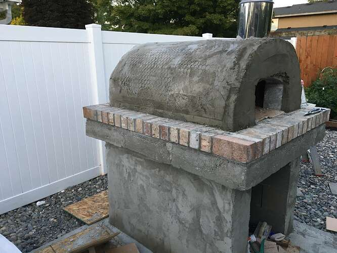 Build Your Own Outdoor Pizza Oven (16)