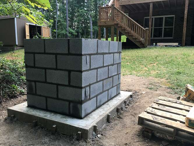 Wood Fired Brick Oven (19)