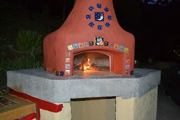 Wood Fire Pizza Oven (79)