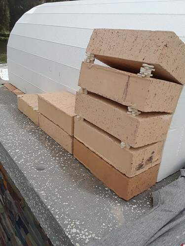 Building A Pizza Oven (84)