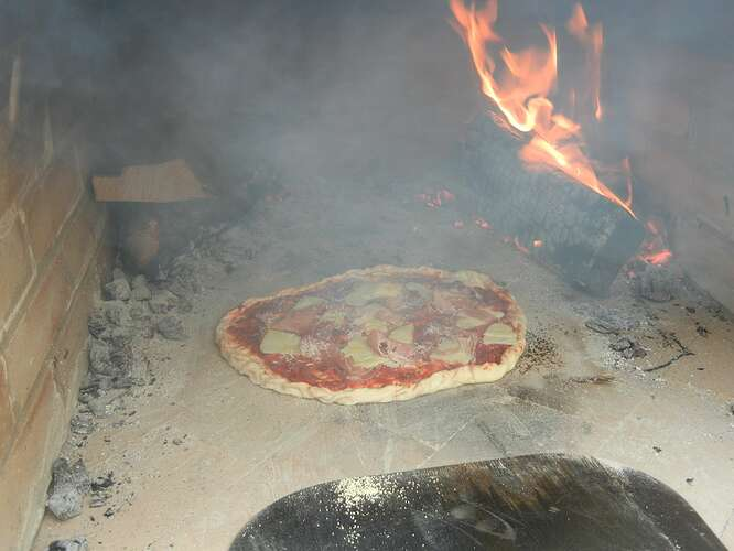 How To Build A Pizza Oven (21)