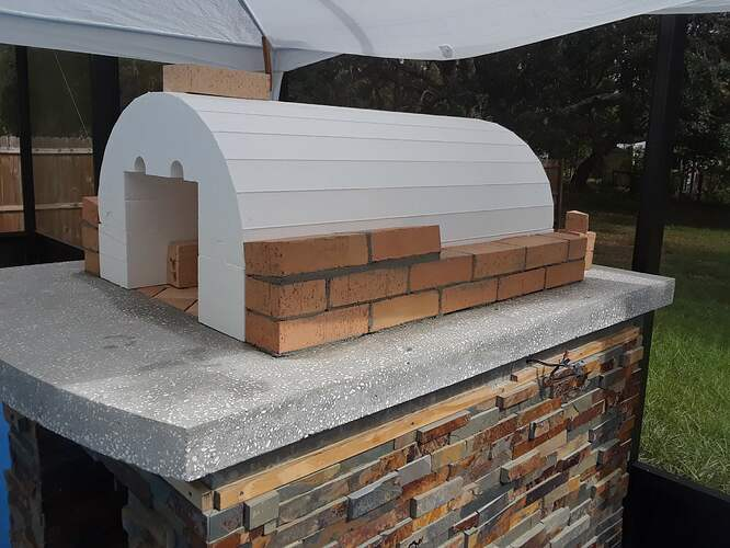 Building A Pizza Oven (96)