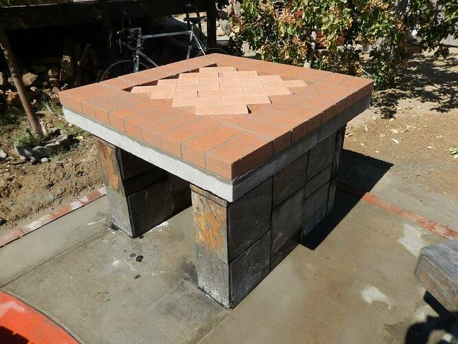 Build Your Own Brick Pizza Oven (14)