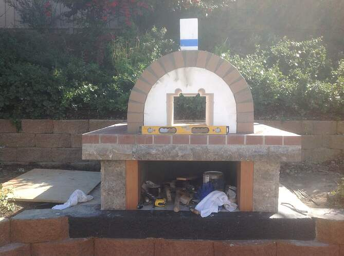 Build A Pizza Oven (7)