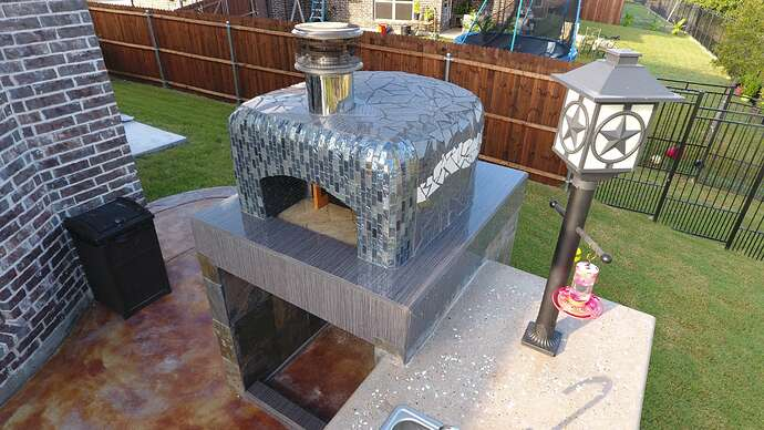How To Make A Pizza Oven (62)