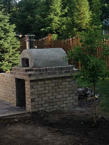 Outdoor Wood Burning Oven (19)
