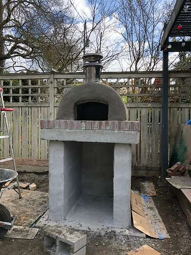 Wood Fired Bread Oven (49)