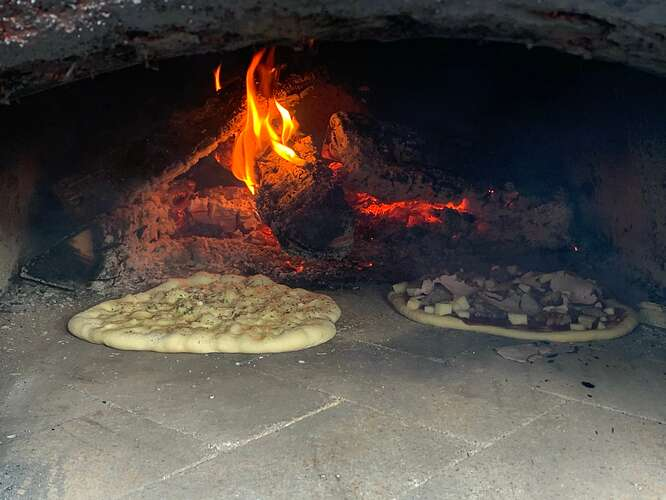 Wood Fired Bread Oven (71)