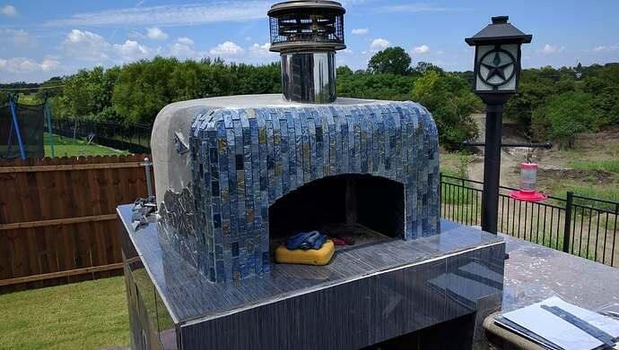How To Make A Pizza Oven (46)