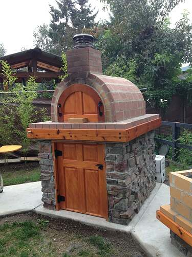 How To Build Pizza Oven (35)