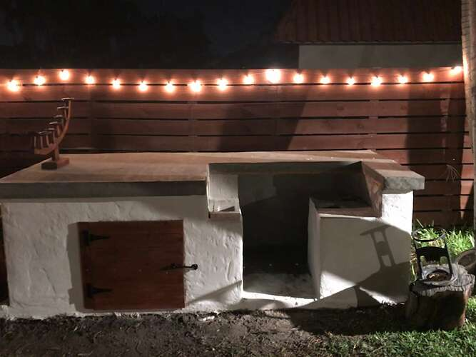 Outdoor Oven Grill (9)