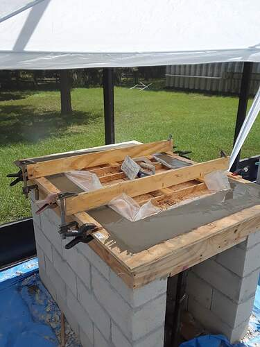 Building A Pizza Oven (22)