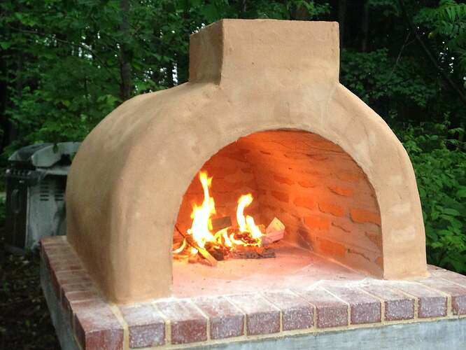 Wood Fired Oven Kit (21)