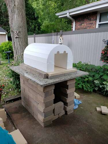 Brick Oven Pizza At Home (1)