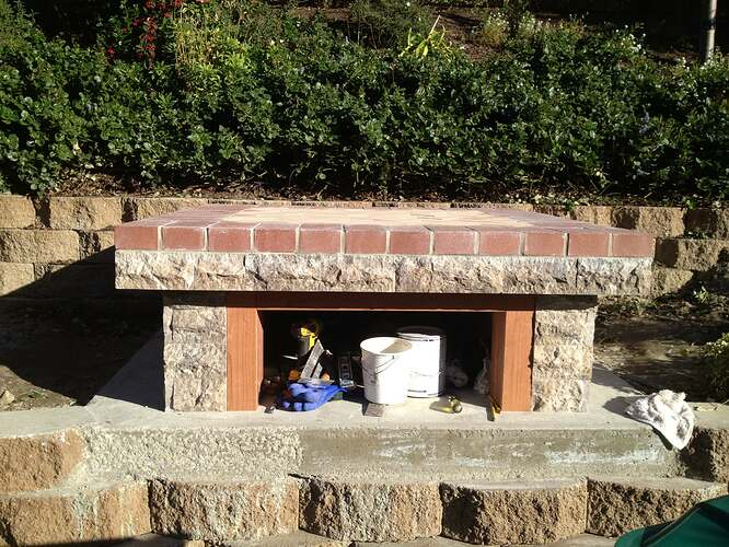 Build A Pizza Oven (6)