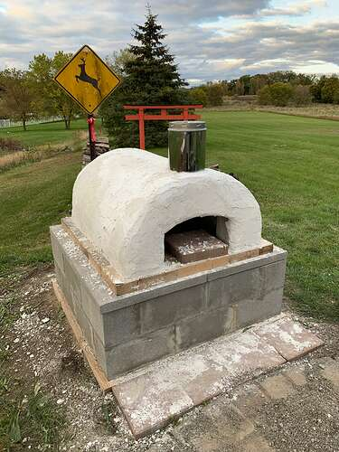 Build Your Own Pizza Oven (9)