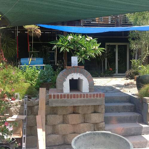 Outdoor Wood Fired Oven (17)