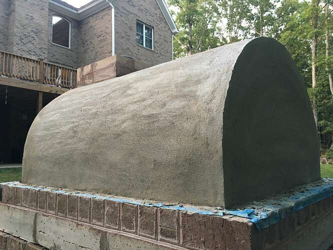 Wood Fired Brick Oven (93)