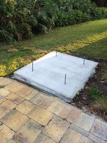 Building An Outdoor Oven (3)