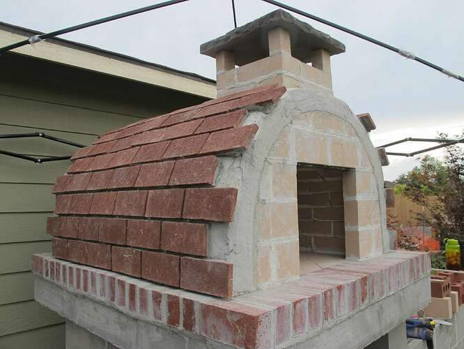 How To Pizza Oven Build (21)