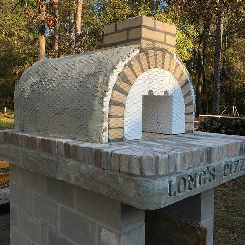 How To Build a Brick Oven (24)